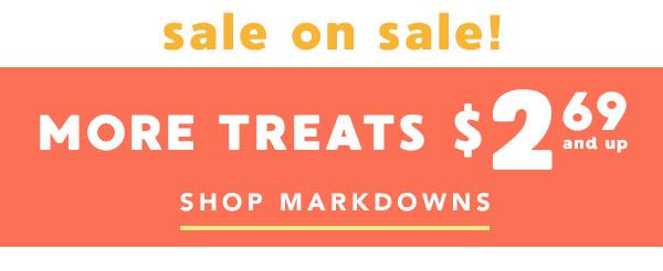 Shop Markdowns